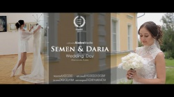 Wedding of Semen and Daria from AladeoStudio