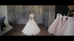 SOVANNA backstage  shooting wedding collection 2017